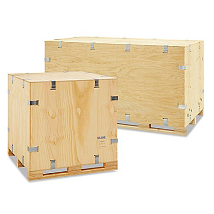 Wooden Crates and Pallets