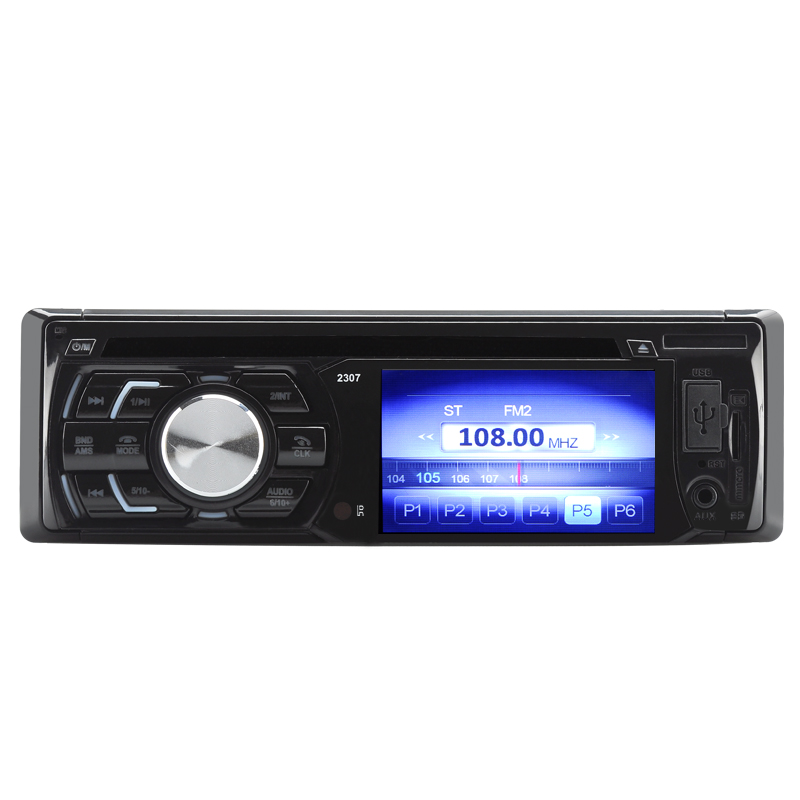 1 DIN 3 Inch TFT LCD Car DVD Player