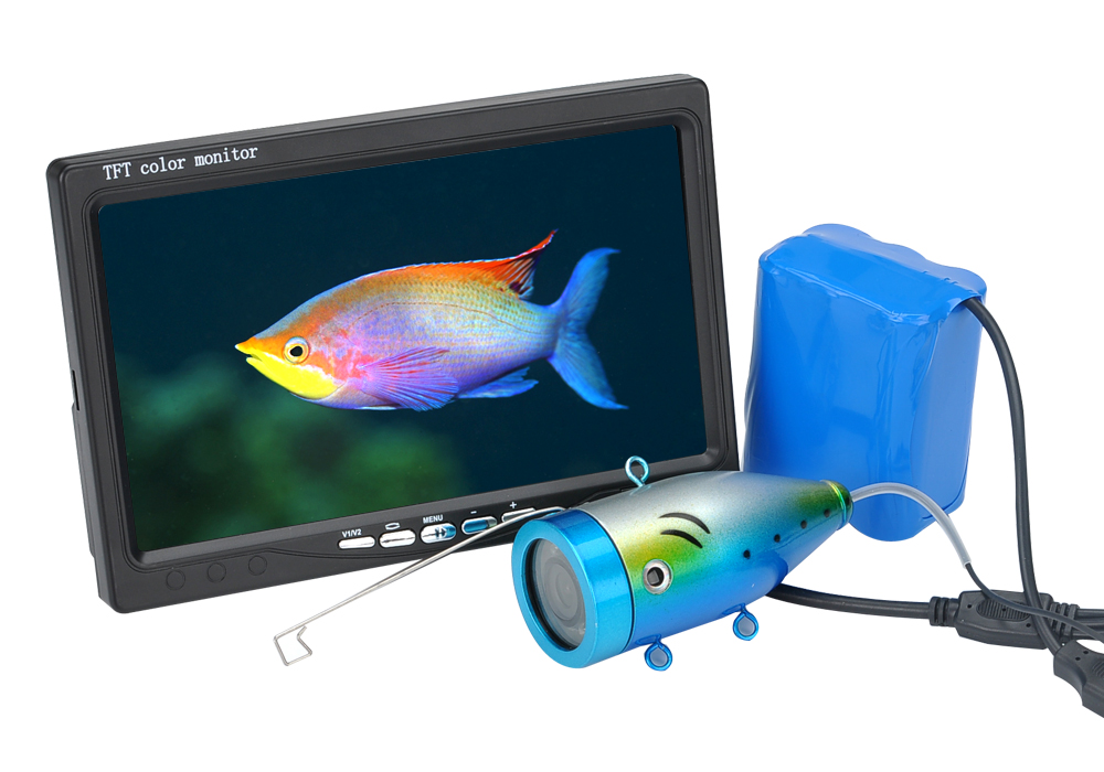 Underwater fishing camera j d ship group for Best underwater fishing camera