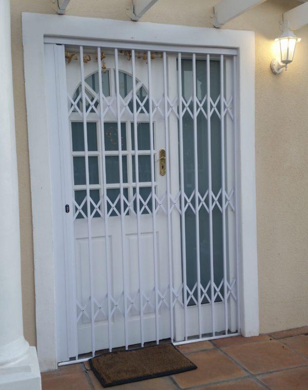 Trellis Door
