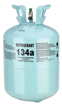 Refrigerants and Gases