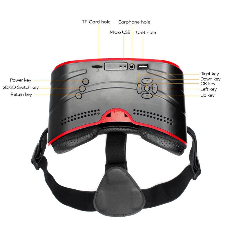 Android 3D VR Glasses - J&D Ship Group