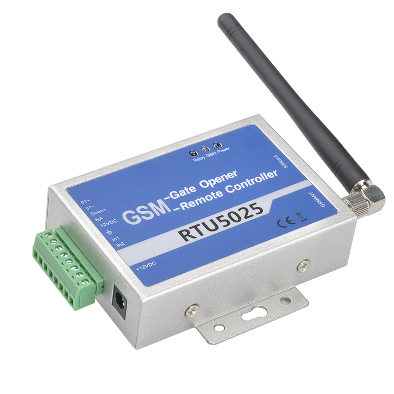 GSM Relay Controller - J&D Ship Group