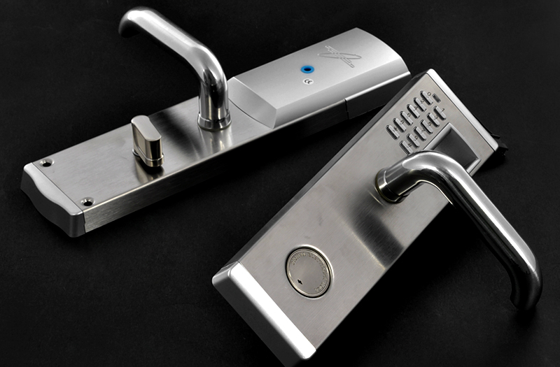 Biometric Fingerprint Door Lock Aegis - J&D Ship Group